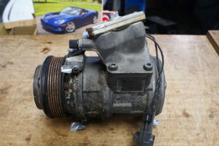 C4 Corvette Exc/ZR-1,Air Conditioning Compressor,GM 10090565,Used